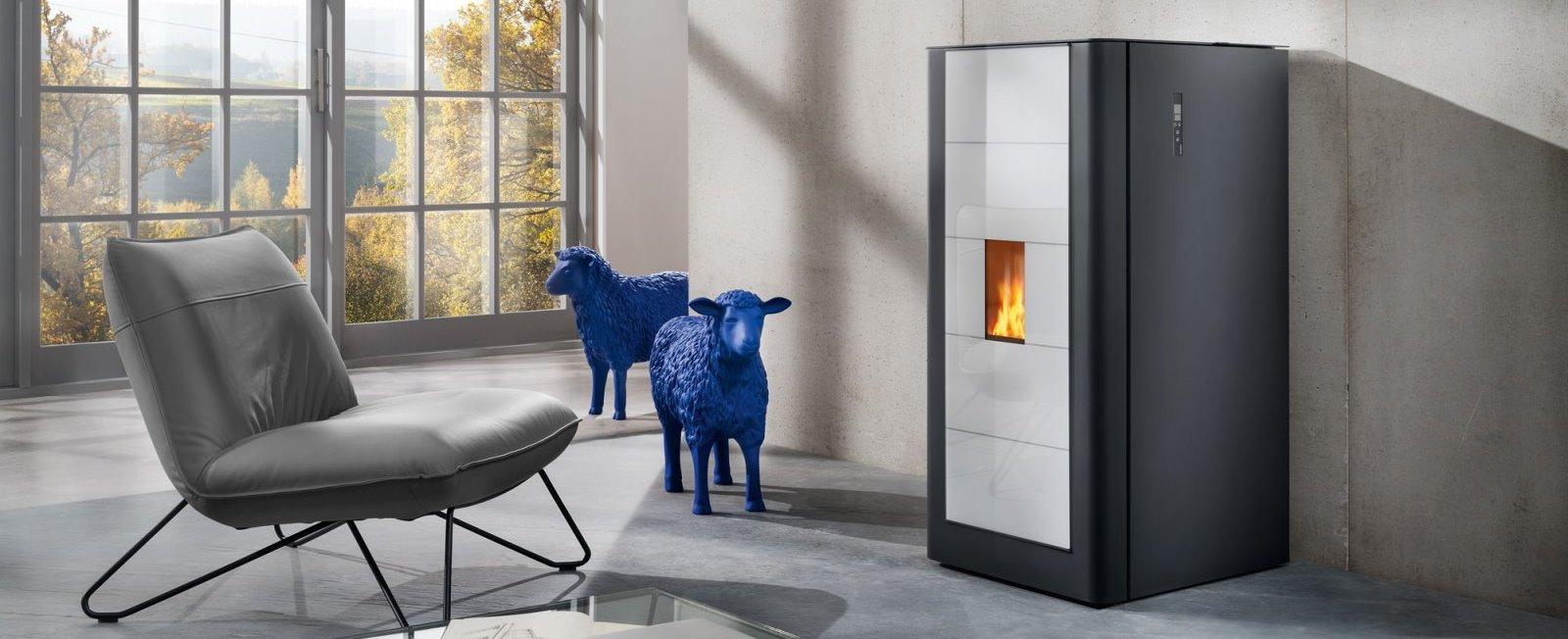 pellet fen kamin fen und elektrische w rmesysteme. Black Bedroom Furniture Sets. Home Design Ideas